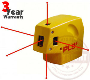 Pls5 Self leveling Laser Level Dot Plumb Layout framing drywall 60541 Hilti
