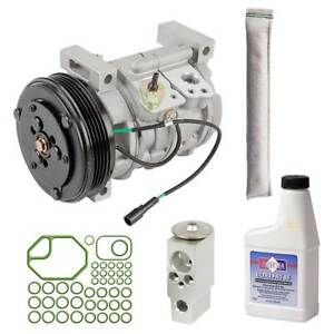 For Chevrolet Tracker 2001 2002 2003 2004 Ac Compressor W A c Repair Kit