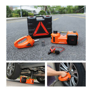 Electric Hydraulic Car Jack With Impact Wrench 5 Ton Floor Jack