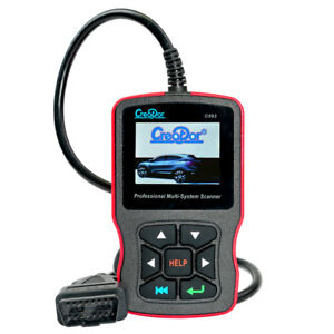 Newest Creator C503 Fit For Vw Obdii Multi system Diagnostic Code Scanner