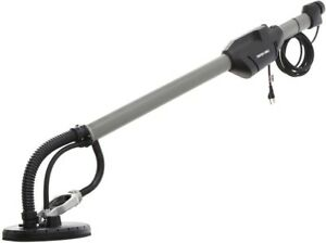 62 In Reach Drywall Sander With Built in 13 Ft Dust Collection Vacuum Hose New