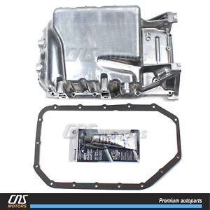 Engine Oil Pan W Gasket For 2006 2011 Honda Civic Si 2 0l Vtec 11200rrba00