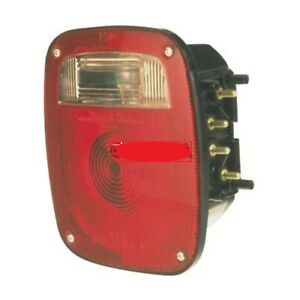 4024 Red Replacement Light Napa Lighting Signal stat New