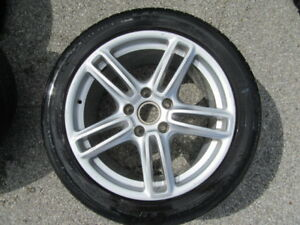 4 Used 19 Inch Bmw Wheels With 4 Used Michelin Tires