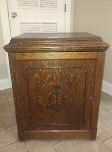 Vintage Early 1900 S Singer Sewing Machine Cabinet 24 Cast Iron Optional