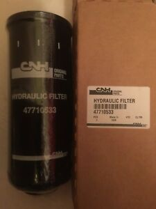 Case Ih Tractor Genuine Brand New Hydraulic Filter Oem 47710533
