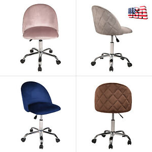 2 Pc Office Task Chair Executive Rolling Swivel Adjustable Mid Back Desk Seat Us