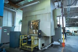 60 Swing Springfield Id Od Cnc Rotary Table Twin Spindle Cnc Vertical Grinder