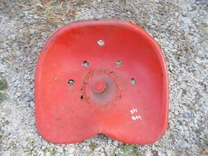 Allis Chalmers Ac Wd Wd 45 Wc Tractor Metal Seat Pan Ac Ready To Use