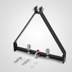 3point Bx Trailer hitch compact tractor drawbar attachments standard high grade