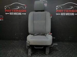 2008 Dodge Ram Pickup 1500 40 20 40 Bench Front Right Rh Only Power Cloth Seat