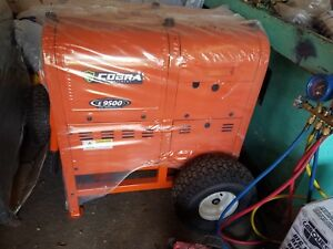 New Cobra Generator Es9500 Electric Start 9500 Peak Watts Free Shipping