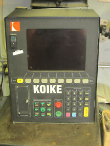 Koike Controller K2p0 0010 Doesn t Power On For Parts Or Repair