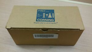 Pyrex Glass Test Tube With Beaded Rim 9800 13 13 X 100mm Pack Of 72 New
