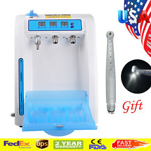 Dental Low High Handpiece Maintenance Cleaning Lubricat Lubrication Machine Tool