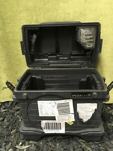 Military Army Issued Olympus Videoscope Iplex Sx Ii R Industrial Rolling Case