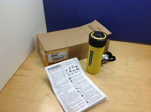 Enerpac Rc 104 New Hydraulic Cylinder 10 Tons 4 1 8in Stroke