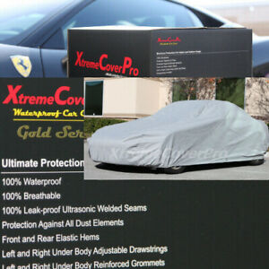 1997 1998 1999 2000 Porsche Boxster Waterproof Car Cover Gry