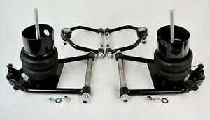 Mustang Ii Air Ride Front Suspension Conversion Kit W Control Arms 2600 Bags
