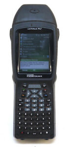 Psion Teklogix Workabout Pro 3 7527c g2 Rf Scanner W Zebra P4t Mobile Printer