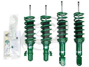 Tein Street Advance Z 16 Ways Adjustable Coilovers For 94 01 Integra 4lugs