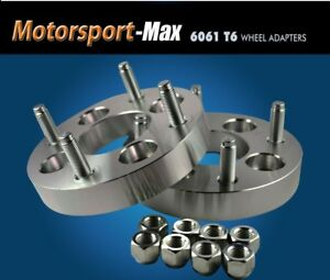 2 Wheel Adapters 4 Lug 4 To 4 Lug 137 Spacers 4x4 To 4x137 Thickness 1