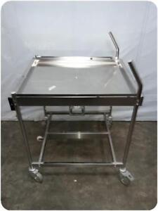 Mobile Stainless Steel Cart 162539