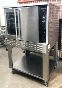 American Range M 1 Bakery Restaurant Equipment Heavy Duty Gas Convection Oven