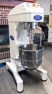 Abs sinmag Sm 80la Bakery Equipment 80qt Planetary Dough Food Mixer Bowl Beater