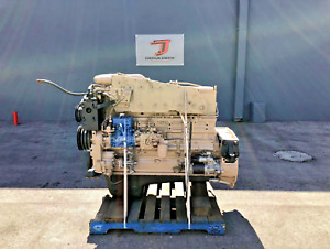 1989 Cummins Big Cam 4 Diesel Engine Ntc 315 Cpl 0838 315hp