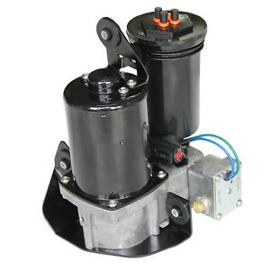Air Suspension Compressor Pump For 1998 2006 Ford Expedition Lincoln Navigator