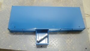 Stackable Bolt Tray 6 Slider Drawers Pn C29404 Approx 35 l 13 w 4 t New