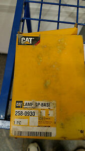 Caterpillar Cat 258 0930 Lamp Gp stop Tail