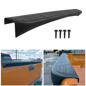 For 2007 13 Chevy Silverado Gmc Sierra Tailgate Top Protector Spoiler Cap Cover