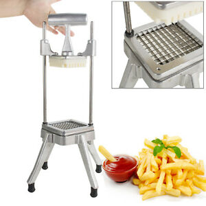 Portable Commercial Vegetable Fruit Dicer Onion Tomato Cut Slicer Chopper Fast