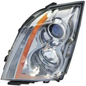 For Cadillac Cts 2008 2009 2010 Left Side Headlight Assembly