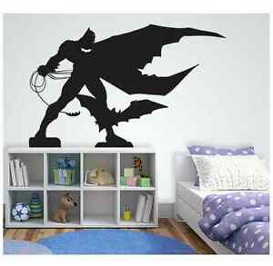 Batman Dc Comics Decal Sticker Home Bike Car Lap Top