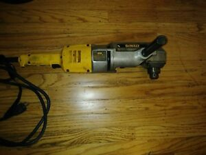 Dewalt Dw124 Heavy Duty Joist Right Angle Drill Only 2 Speed With Handle