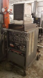 Lincoln Square Wave 300 Tig Welder With Cooler