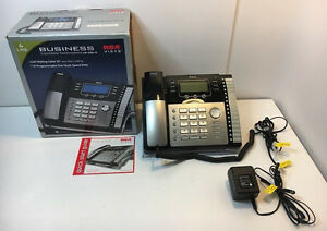 Rca 25424re1 a Executive 4 line 4 Line Intercom Business Phone With Power Supply