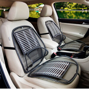 Universal Car Seat Cushion New Chair Pad Protector Cover Massage Mesh Breathable