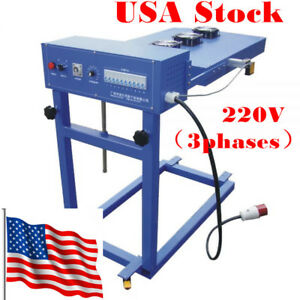 Usa 220v 12kw 20 x28 Automatic Flash Cure Unit For Screen Printing Machine