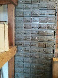 Equipto 108 Drawer Storage Cabinet Must Pick Up In Los Angeles Area By Lax