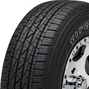 2 New P245 65r17 Firestone Destination Le2 245 65 17 Tires