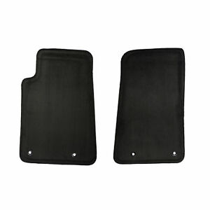 Oem New Front Carpet Black Floor Mats 2010 2015 Chevrolet Camaro 22926414