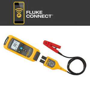 Fluke A3004 Fc Wireless Fluke Connect Dc Current Clamp Meter
