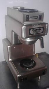 Bunn o matic Ol35 Coffee Pour Over Brewer Commercial Restaurant Breakroom