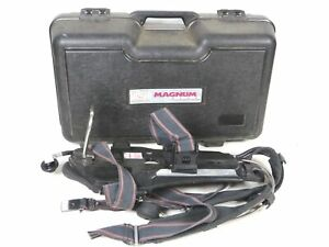 Isi Viking Magnum Plus Scba Breathing Apparatus Harness Case