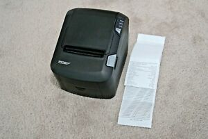 Posx Evo Hispeed Usb Serial Thermal Receipt Printer W Ps Cables Refurbished