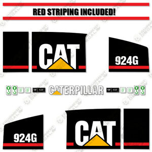 Caterpillar 924g Wheel Loader Decal Kit Integrated Tool Carrier 7 Year Vinyl